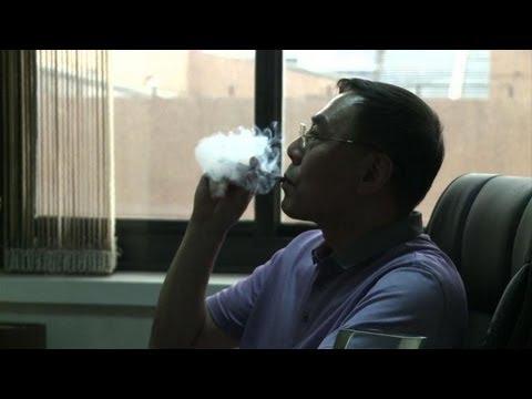 E-cigarette inventor fights for financial rewards