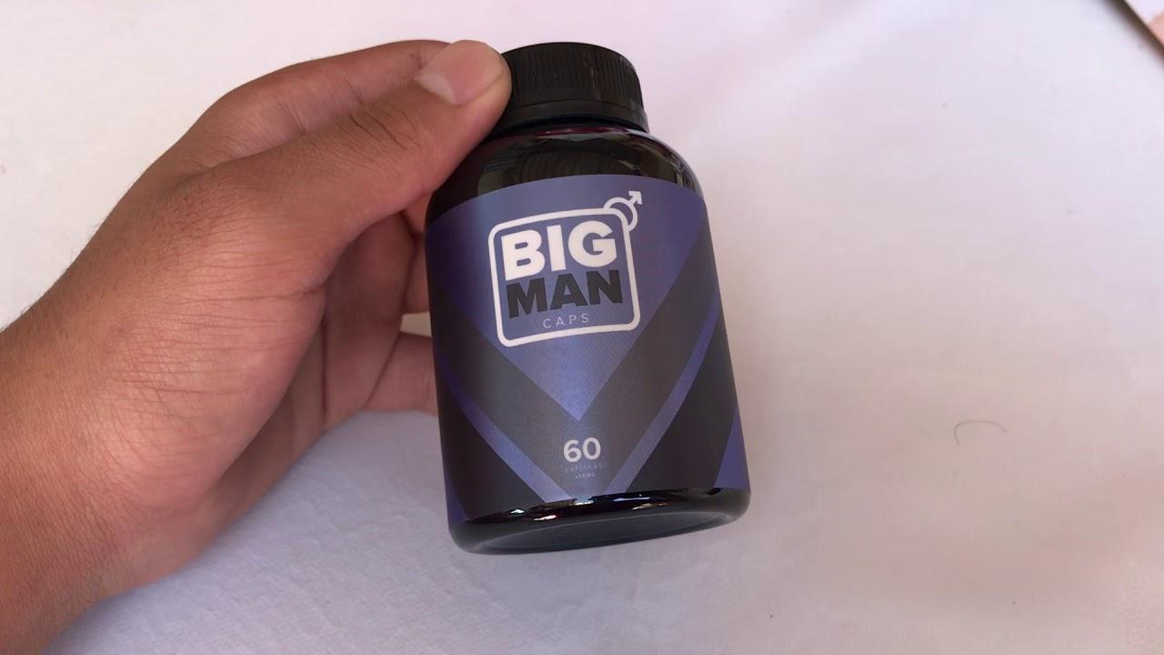 big men caps funciona