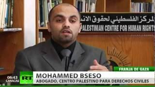 A 3 años de la operación israelí en la franja de Gaza, los palestinos piden justicia