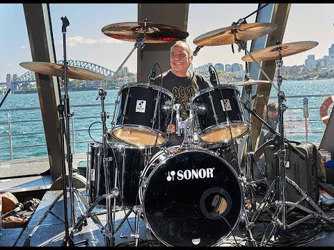 Dirty Deeds The AC/DC Show Harbour Cruise (TONY CURRENTI On Drums)