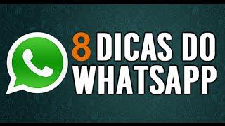 08 Dicas, Segredos e Truques do Whatsapp