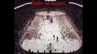 Голы, финты и курьезы в хоккее