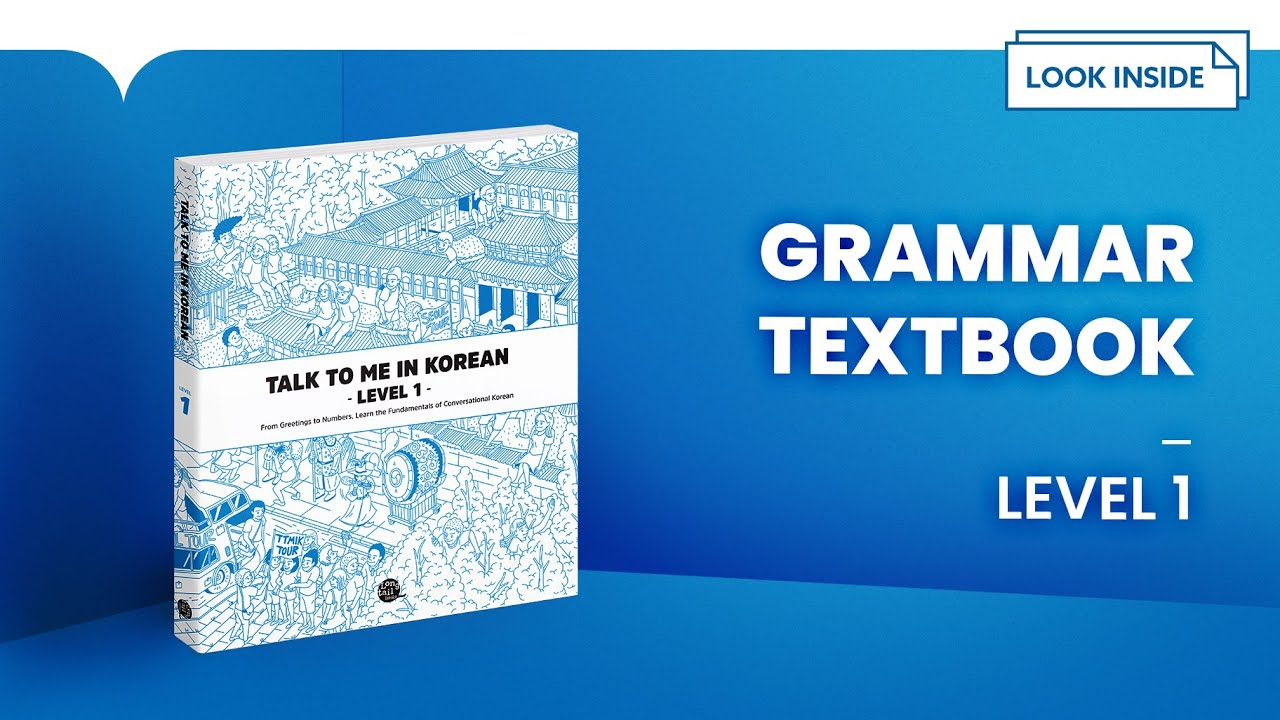 Talking to me in korean