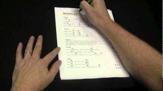 Drums Training - Creating a Drum Chart