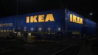 PŘESPALI JSME V IKEA (SLEEPINGOVERNIGHT IN IKEA)