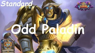 Hearthstone: Odd Paladin #3: Boomsday (Projeto Cabum) - Standard Constructed