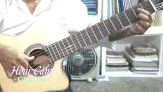 Hoài Cảm - Guitar
