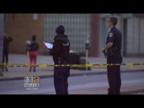 Woman Killed, Pregnant Woman Injured In Shooting In Northwest Baltimore
