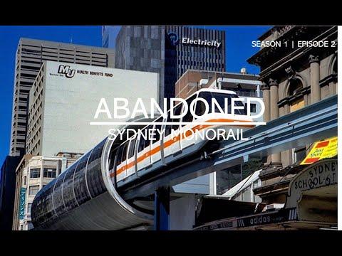 Abandoned - Sydney Monorail