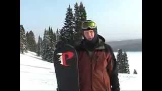 Уроки по сноуборду для начинающих