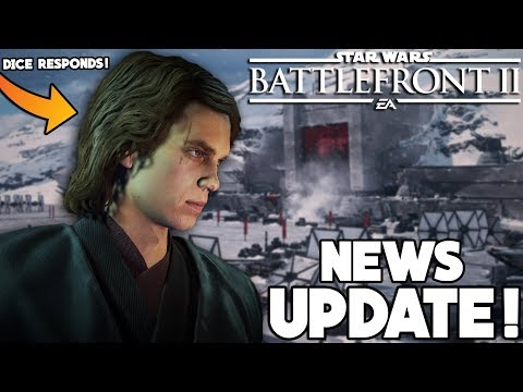 HERO UPDATE: DICE RESPONDS to INSANE Anakin Exploit, New Hero Skins & More - Star Wars Battlefront 2