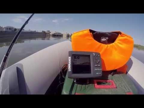 Технический ролик . Лодка Флагман 320 .