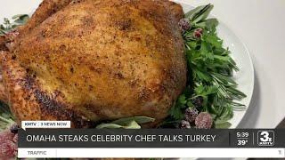 Omaha Steaks celebrity chef talks turkey