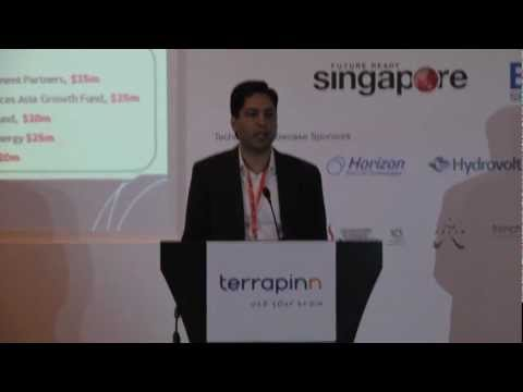 Cleantech Fund and Private Equity Showcase - Pravan Malhotra