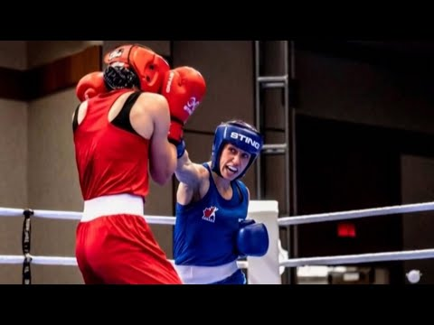 Canadian boxer Mandy Bujold wins battle to compete at Tokyo Olympics
