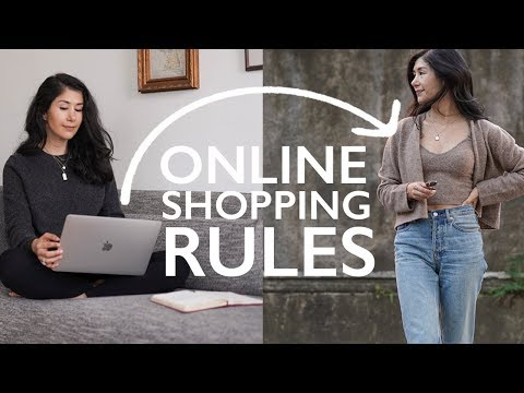 ONLINE Shopping RULES Everyone Should LEARN