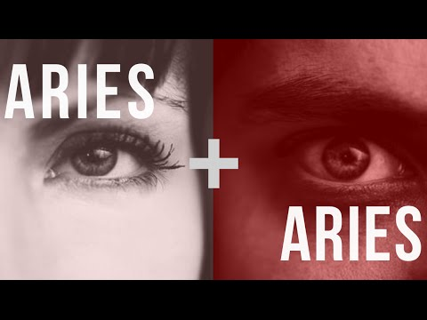 aries and aries love compatibility percentage