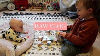 Raw day in the life Vlog