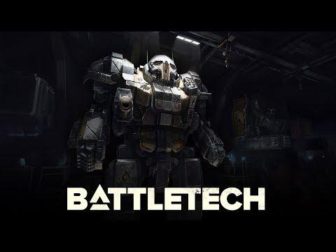 BattleTech (PC 2018): Single Player Campaign #1: Reactors Online...
