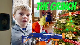 Nerf War: The Grinch Takedown Ridiculous Nicholas thumbnail