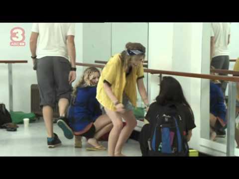 ABC3  Dance Academy Series 2: Meet Dena Kaplan
