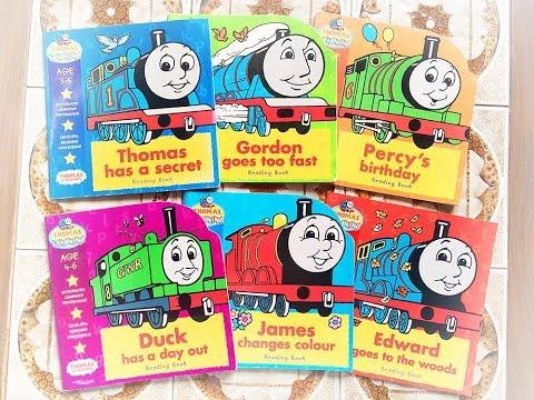 Thomas Learning Programme: Reading Books