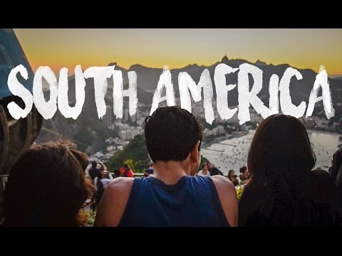 SOUTH AMERICA – Chile & Brazil Travel Video