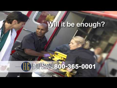 Eshelman Legal Group | Personal Injury Lawyers | 1-800-365-0001