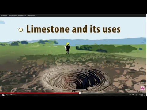 AQA C1 2.1 – 2.3: Limestone & its uses, Limestone Cycle & Carbonate Reactions
