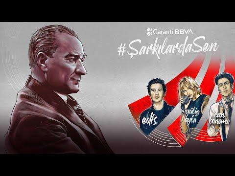 #ŞarkılardaSen 19 Mayıs | Edis, Güliz Ayla, Can Bonomo