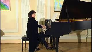 Astor Piazzolla - Street Tango (piano solo)