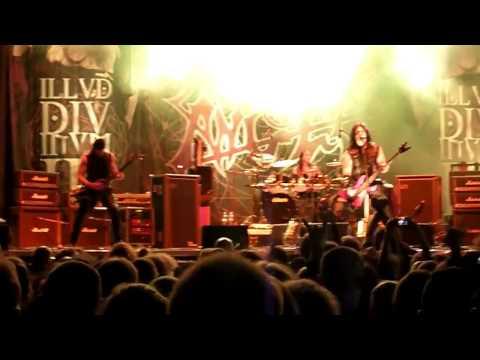 MORBID ANGEL Brutal Assault 2011 Full concert MULTI CAM