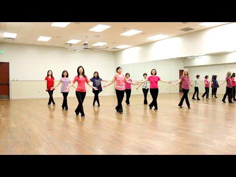 Tonight Is Real - Line Dance (Dance & Teach In English & 中文)