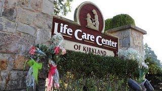 The life care center, a nursing home at epicenter of coronavirus outbreak, is giving its daily update on patient cases. read more: https://www.king5....