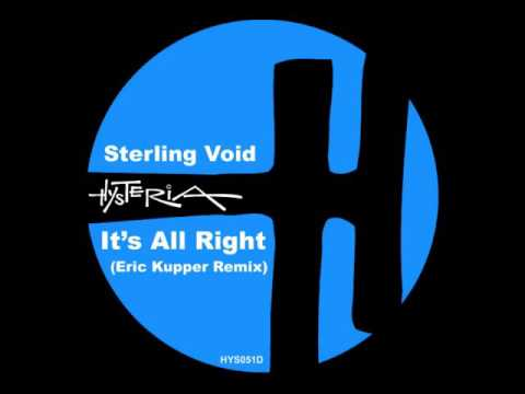 Sterling Void Feat. Paris Brightledge - It's All Right (Eric Kupper Remix)