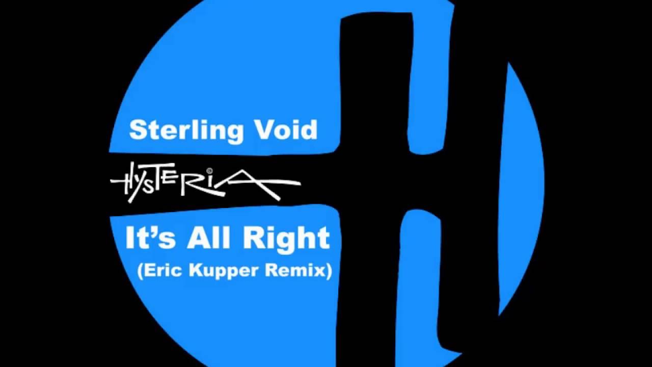 Paris Brightledge It S All Right Eric Kupper Remix
