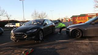 Tesla Maintenance So Far