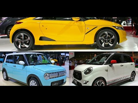The 660CC K Cars In Japan Japanology - YouTube
