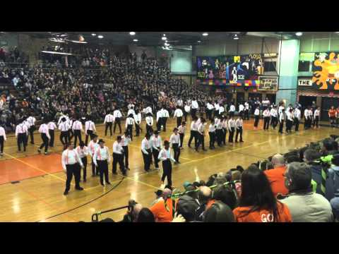 Pennsbury Sportsnite 2016 New York dance