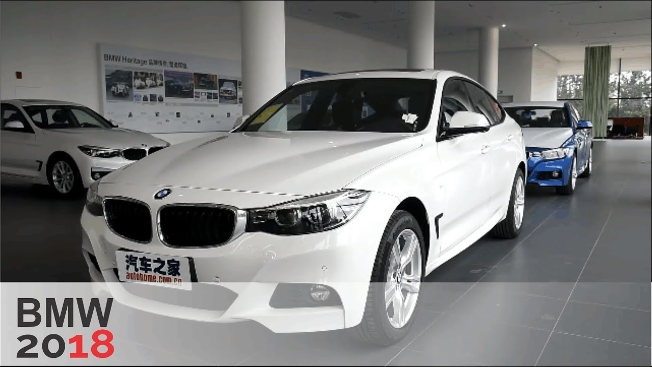 2018 Bmw 320i M Sport Full Review Interior And Exterior Youtube