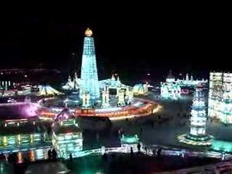 Harbin City Ice & Snow Festival