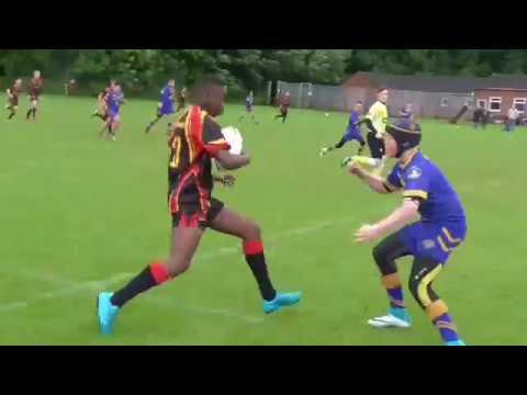 Try of the Year 2017, Sheffield Hawks Rugby League Under ...