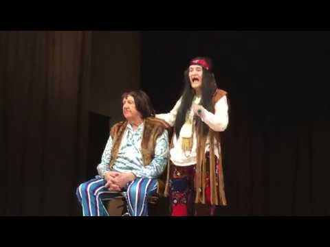 """Bob and Linda Gardner Perform """"I got you babe"""" by Sonny and Cher"""