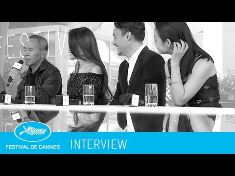 THE ASSASSIN -interview- (en) Cannes 2015