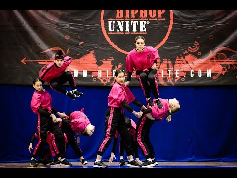 BLAST | FIRST PLACE JUNIOR | HIP HOP UNITE RUSSIA 2019