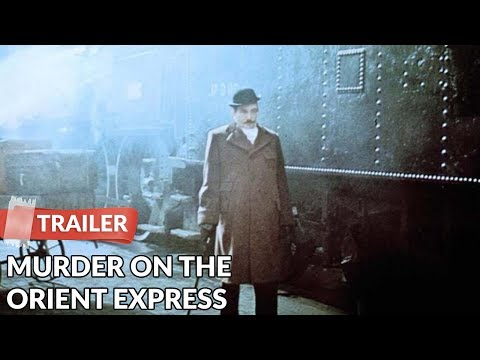 Murder on the Orient Express 1974 Trailer | Albert Finney | Lauren Bacall