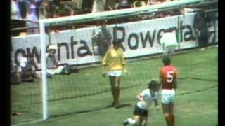 14/06/1970 England v West Germany