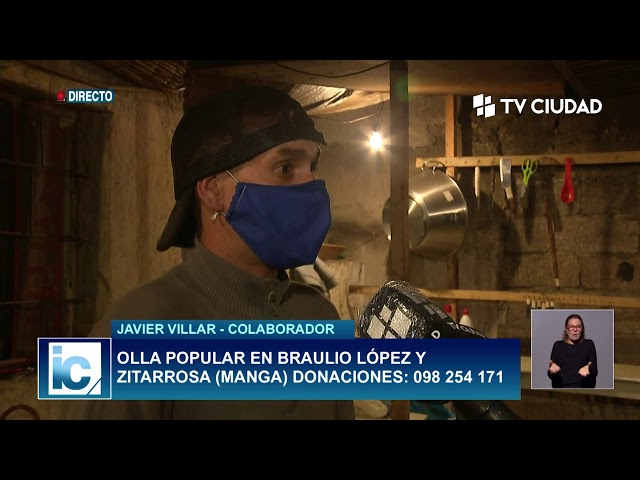 Informe Capital Especial | Olla Popular Los Sueños