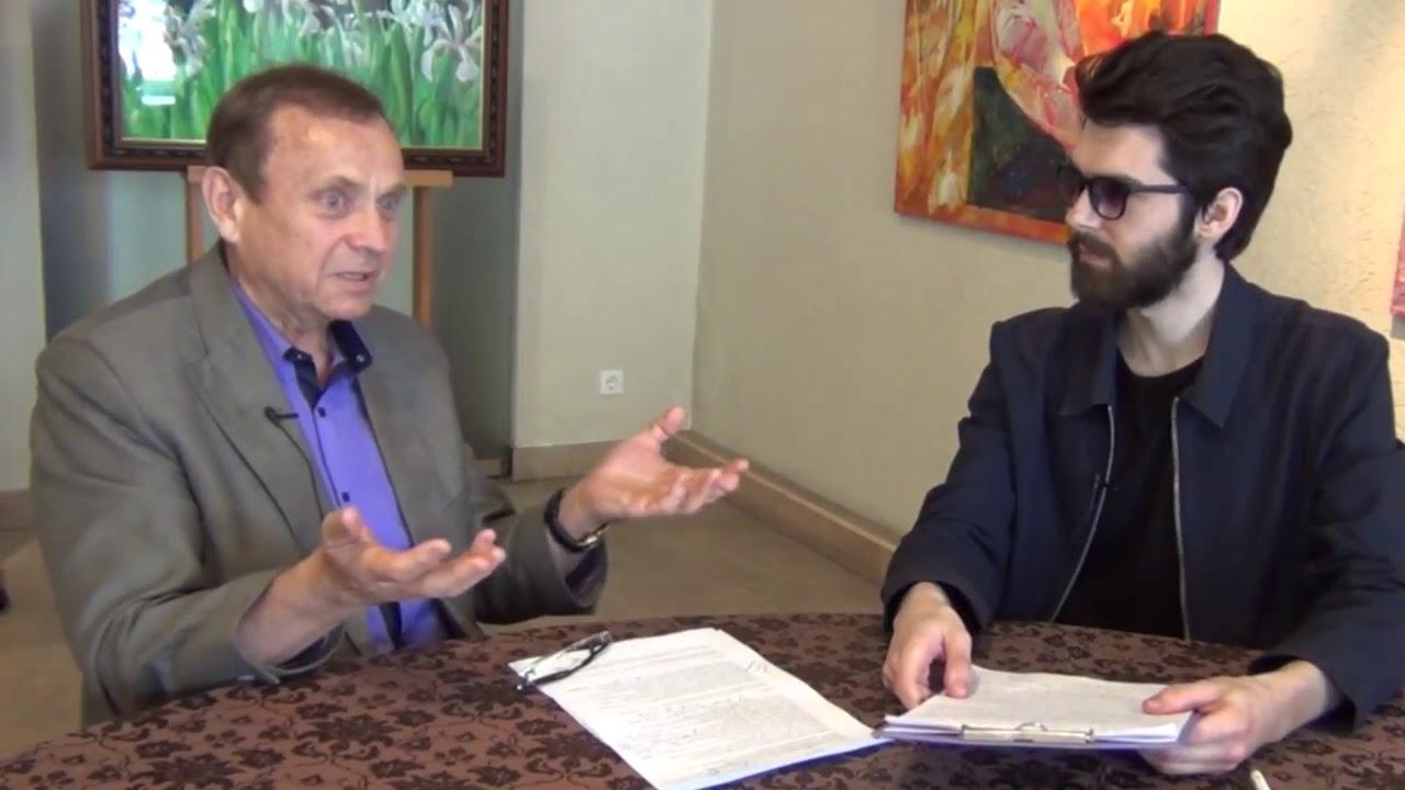 В.А. Ефимов: О криптовалюте, правильном питании и вопросе третьего тысячелетия