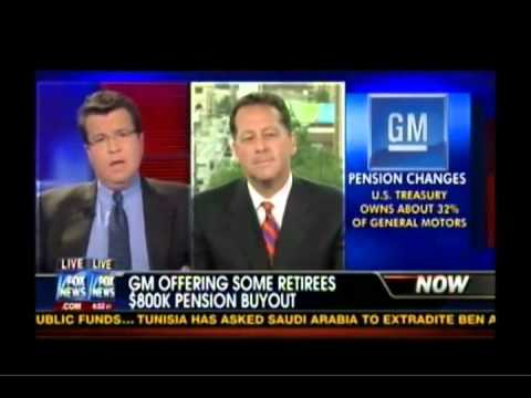 Dave maney discusses general motors pension buyouts youtube for General motors pension plan